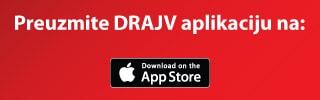 app store aplikacija za vozače