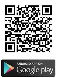 android aplikacija za vozače qr