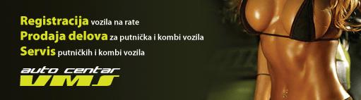 Autocentar VMS - Registracija vozila Železnik